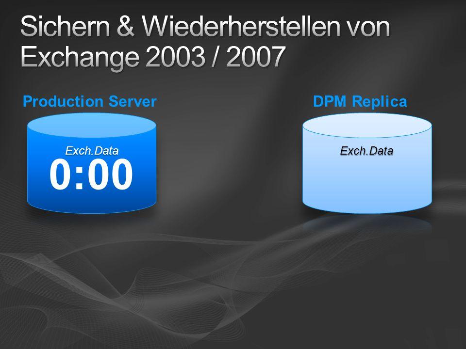 DPM ReplicaProduction Server