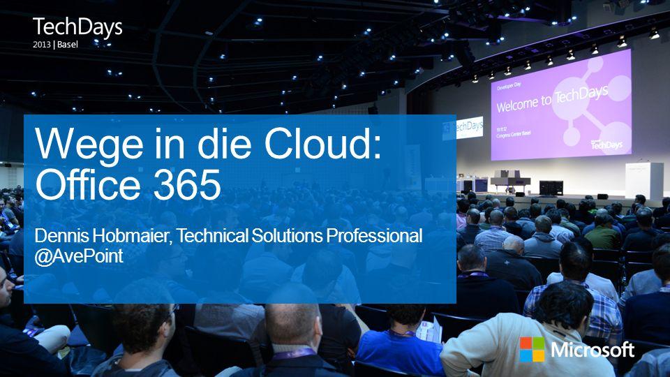 Cloud bietet günstige IT-Infrastruktur Cloud skaliert auf Knopfdruck Mit den passenden Tools mit Highspeed nach O365