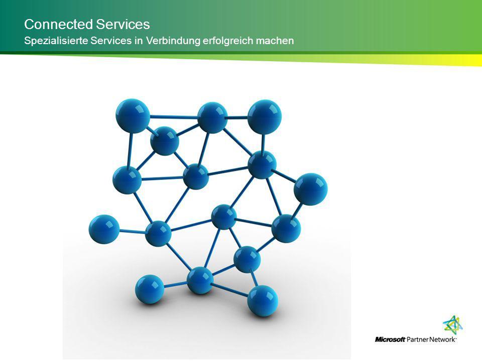 Connected Services Spezialisierte Services in Verbindung erfolgreich machen