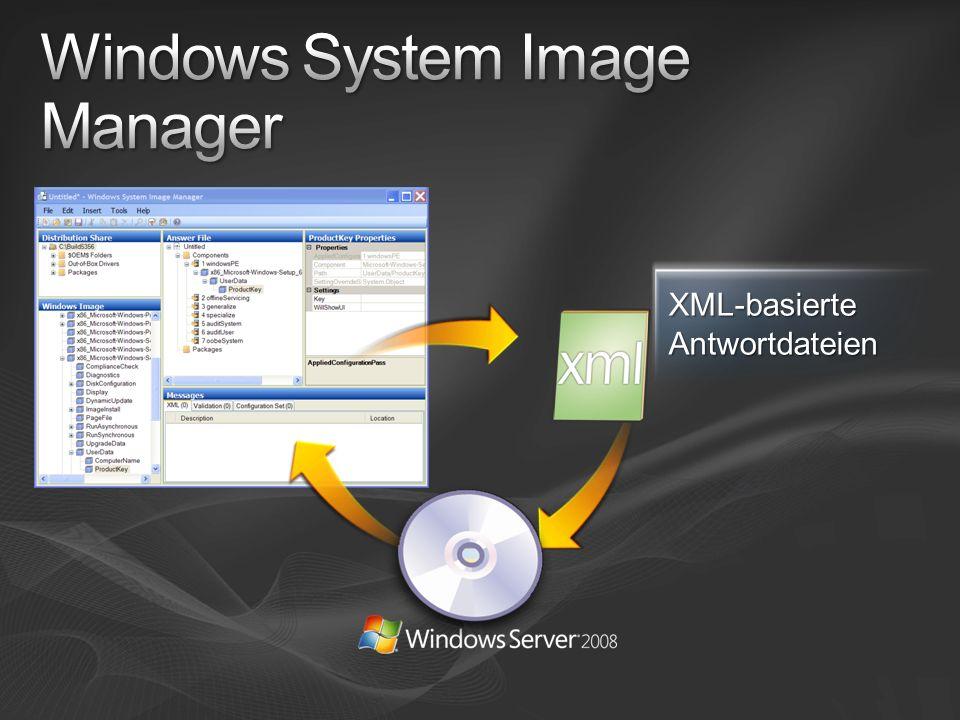 XML-basierteAntwortdateien