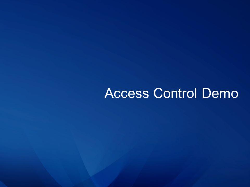 Access Control Demo