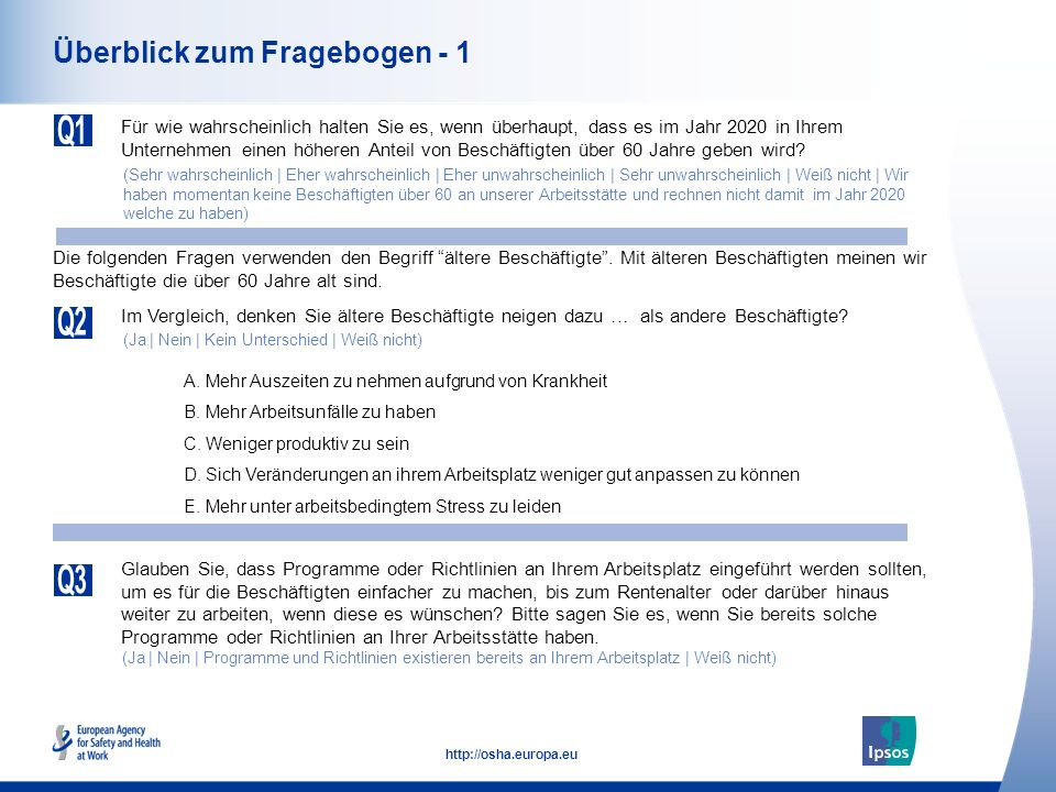 45 http://osha.europa.eu Fälle von arbeitsbedingtem Stress (Österreich) Wie häufig, wenn überhaupt, sind Fälle von arbeitsbedingtem Stress an Ihrem Arbeitsplatz.