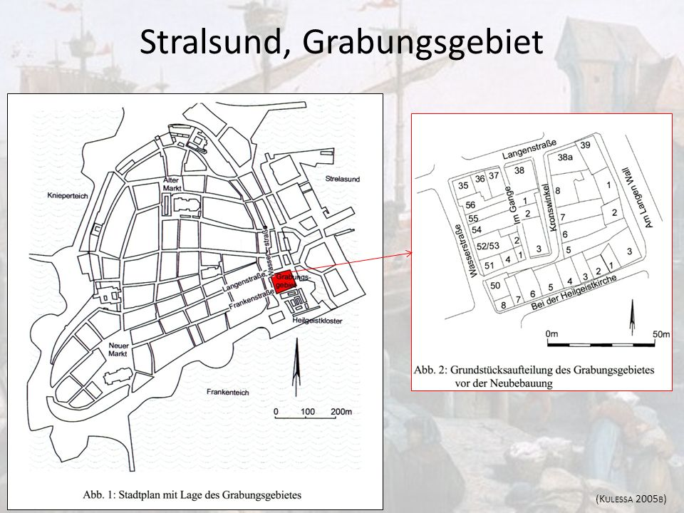 Stralsund, Karte (K ULESSA 2005 A )