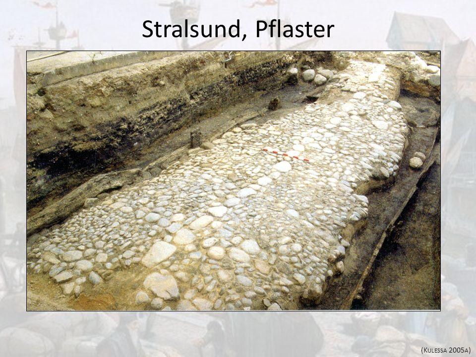 Stralsund, Pflaster (K ULESSA 2005 A )