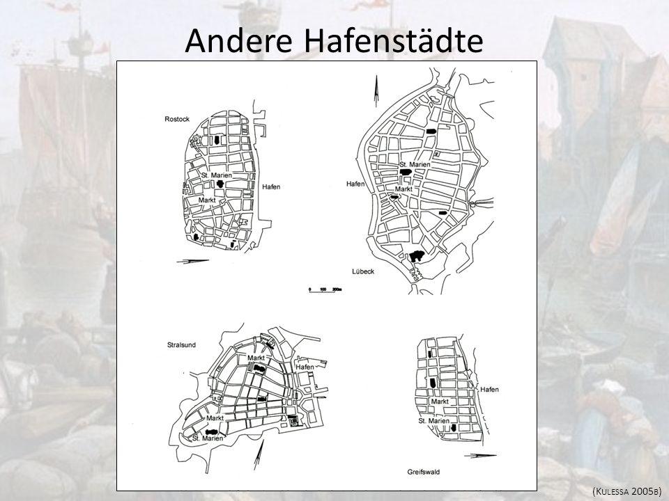 Andere Hafenstädte (K ULESSA 2005 B )