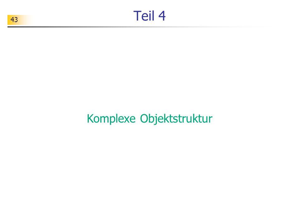 44 Ereignissteuerung bisher Auslösende AktionAusgelöste Aktion Mausklick auf den werfen-Button Der vom Benutzer eingestellte Tipp am Spielbrett wird übernommen.