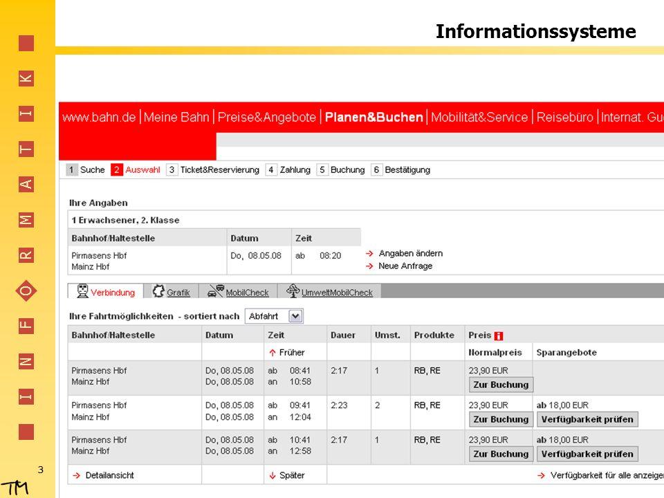 I N F O R M A T I K 94 Anfragen an die Bibliothek-Datenbank Eine Datenbank für das Schema kann fertig importiert werden.