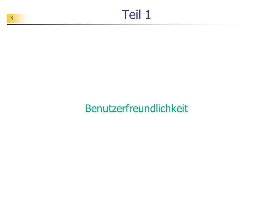 14 Fachkonzept - GUI-Objekt def Button_Berechnen_Click(): # Übernahme der Daten geschwindigkeit = float(entryGeschwindigkeit.get()) # Verarbeitung der Daten reaktionsweg = (geschwindigkeit/10)*3 bremsweg = (geschwindigkeit/10) * (geschwindigkeit/10) anhalteweg = reaktionsweg + bremsweg # Anzeige der Daten anzeigeReaktionsweg = %.2f %(reaktionsweg) labelWertReaktionsweg.config(text=anzeigeReaktionsweg) anzeigeBremsweg = %.2f %(bremsweg) labelWertBremsweg.config(text=anzeigeBremsweg) anzeigeAnhalteweg = %.2f %(anhalteweg) labelWertAnhalteweg.config(text=anzeigeAnhalteweg) Zur Verarbeitung der verwalteten Daten stellen Objekte Operationen (man sagt auch Methoden) bereit.