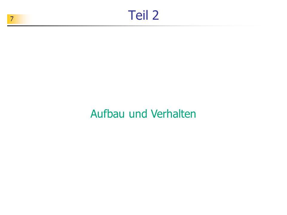 38 Exkurs - Datenhaltung m.GUI-Objekten...