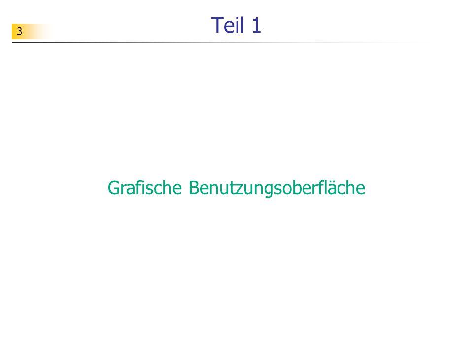 24 Initialisierung des Zufallsgenerators procedure TFGUI.FormCreate(Sender: TObject); begin randomize; end; Auslösendes Ereignis Erzeugung des Formulars (unmittelbar nach dem Programmstart) Ausgelöste Aktion(en) Der Zufallsgenerator von Delphi wird initialisiert.