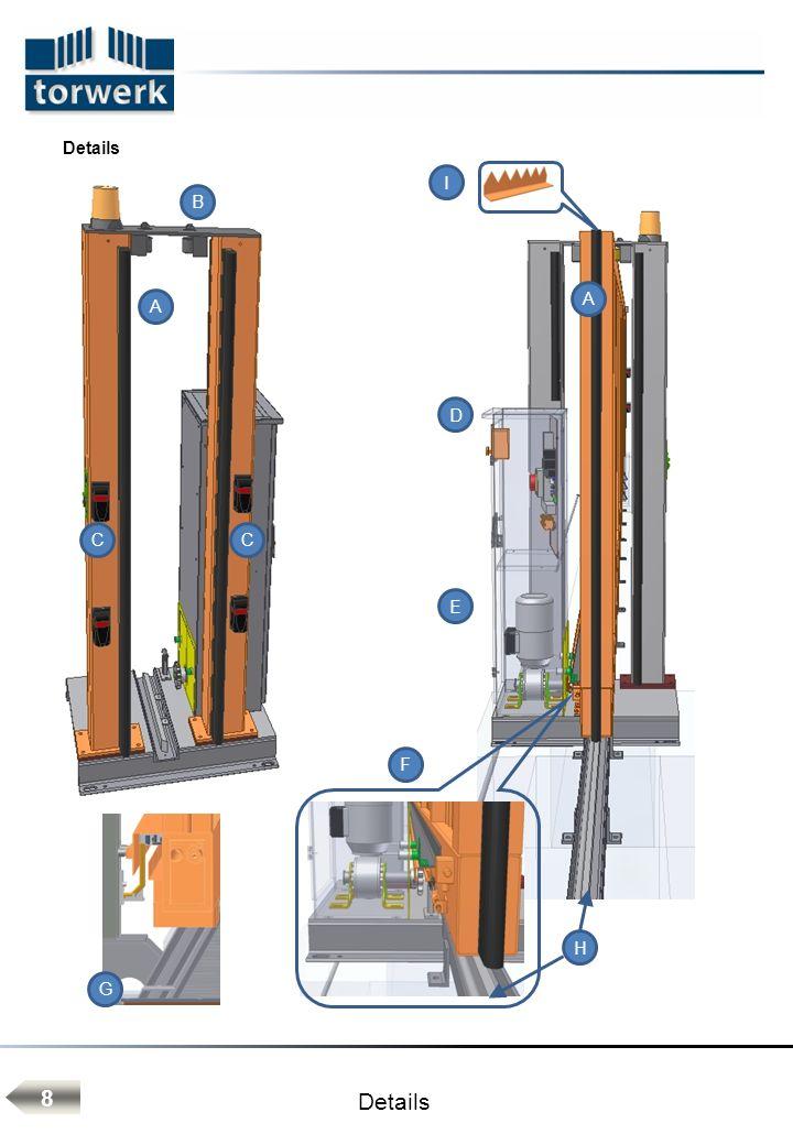 Rundumkennleuchten: - motorisch - LED - Blitz Ampeln: - 200er Linsendurchmesser - moderne LED- Technik - ein- oder mehrflammig - Verknüpfung mit der Torsteuerung - Umschaltung rot/grün Kartenlesesysteme: - berührungslos - Weitbereichsleser / Fahrzeugerfassung - Zeiterfassung / Zeitwirtschaft Schlüsseldepot: - mit Profilzylinder - mit Feuerwehrschließung - mit Schlüsselüberwachung Feuerwehrschlüsseltressore: - FW-SchlüsselDepot (FSD) - Anbindung an die Brandmeldeanlage - VdS-Zulassung Bedientableaus - einfache Norm-Tableau-Systeme - Bedien- und Steuerungs-Tableaus - Lageplantableaus, Leuchtschaltbilder Zusatzkomponenten 19