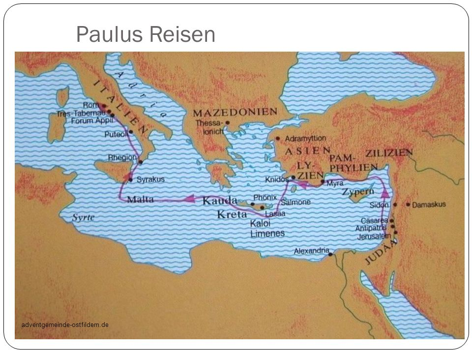 Paulus Reisen adventgemeinde-ostfildern.de