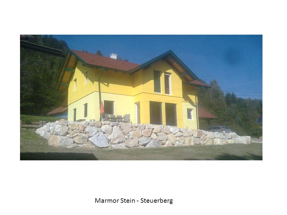 Marmor Stein - Deutschgriffen