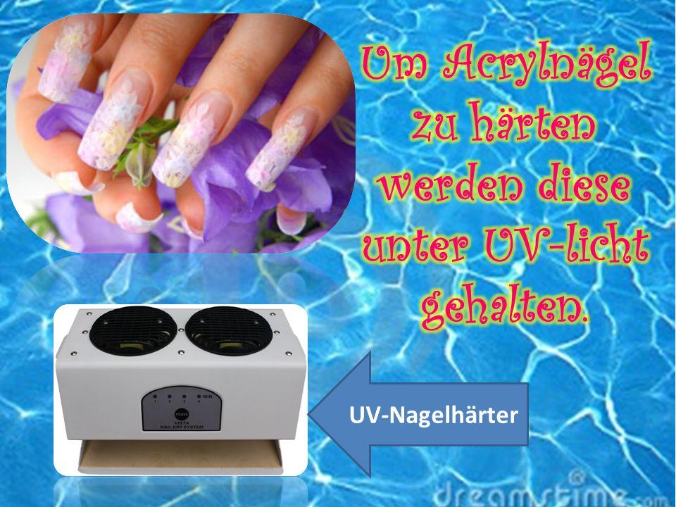 UV-Nagelhärter