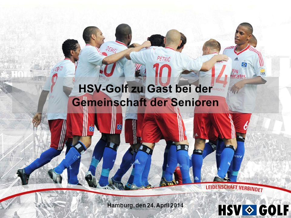 HSV-Golf - Das Angebot HSV-Golf gibt es seit dem 1.
