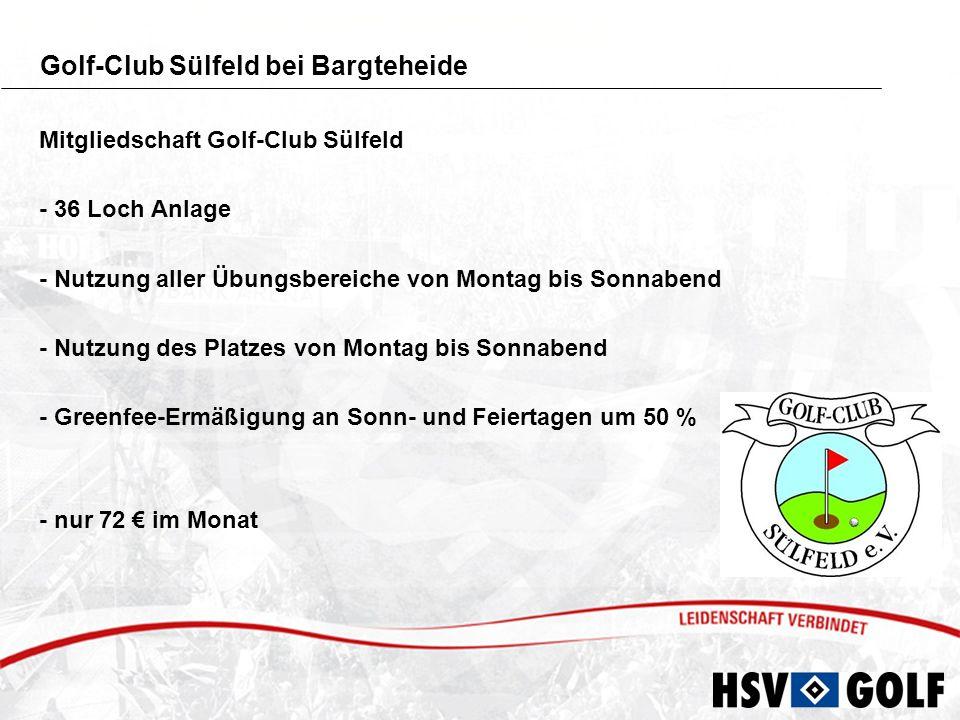 Golfpark Weidenhof Mitgliedschaft Golfpark Weidenhof - 18 Loch plus 6 kurze Löcher - Nutzung aller Übungsbereiche von Montag bis Freitag (Sa.