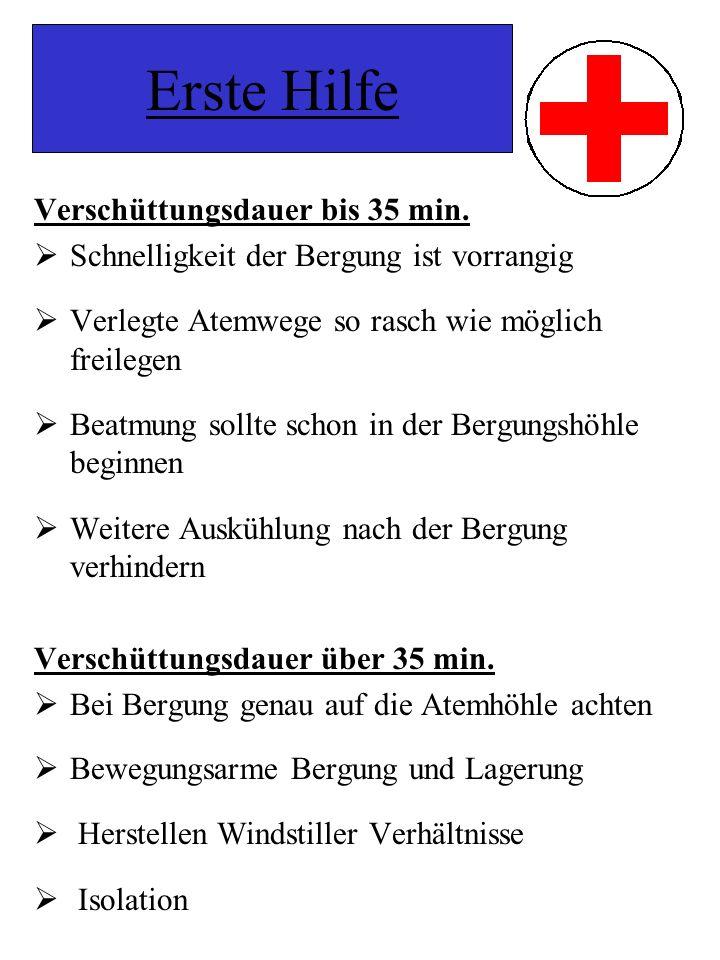 HT I: leichte HT - KKt ca.