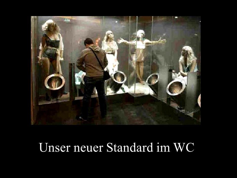 Unser neuer Standard im WC