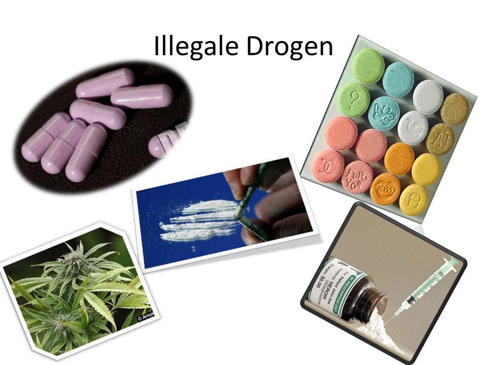 Illegale Drogen