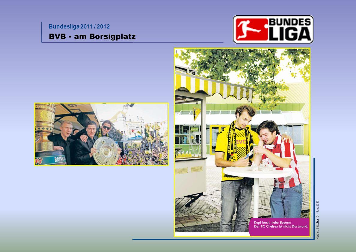 Bundesliga 2011 / 2012 Norbert Böttcher 01. Jan. 2010 BVB - am Borsigplatz