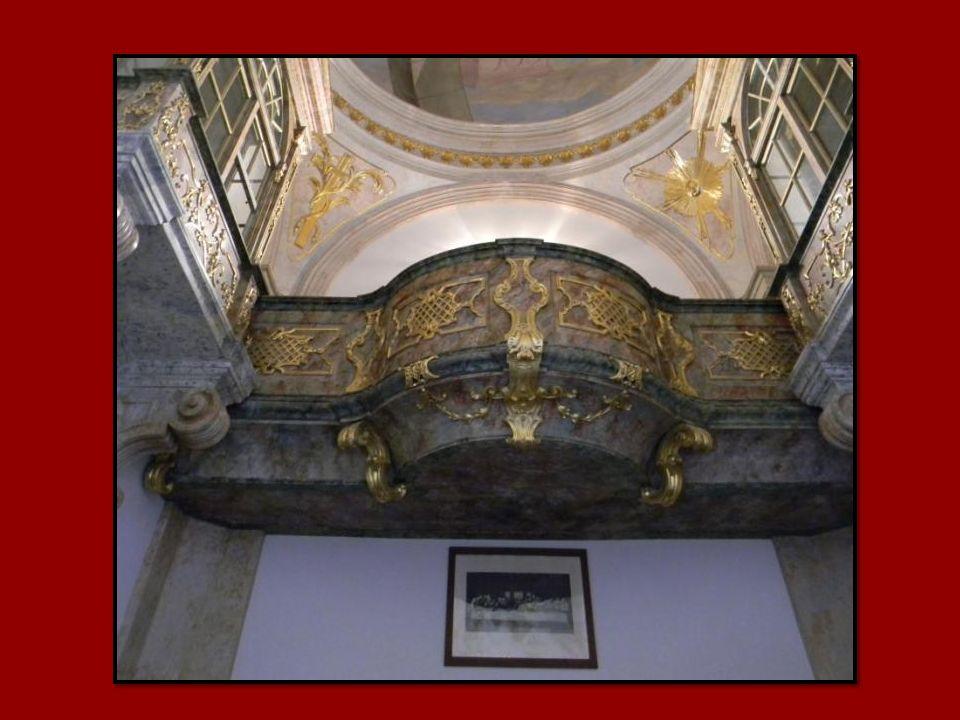 Schlosskapelle Barocke Gestaltung 1722 Antonio Beduzzi