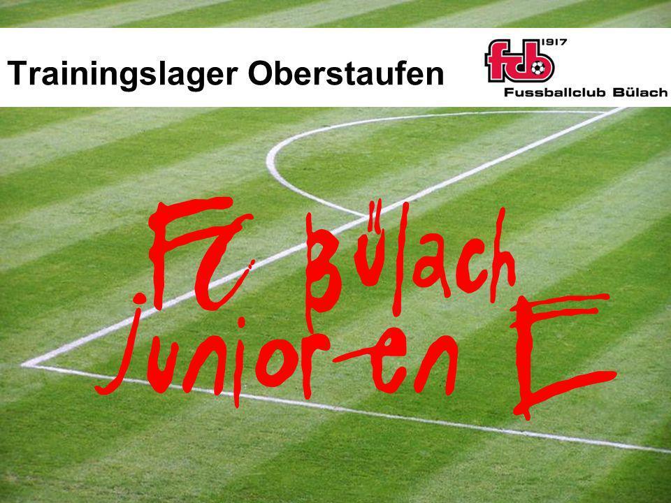 Trainingslager Oberstaufen FC Bülach Junioren E