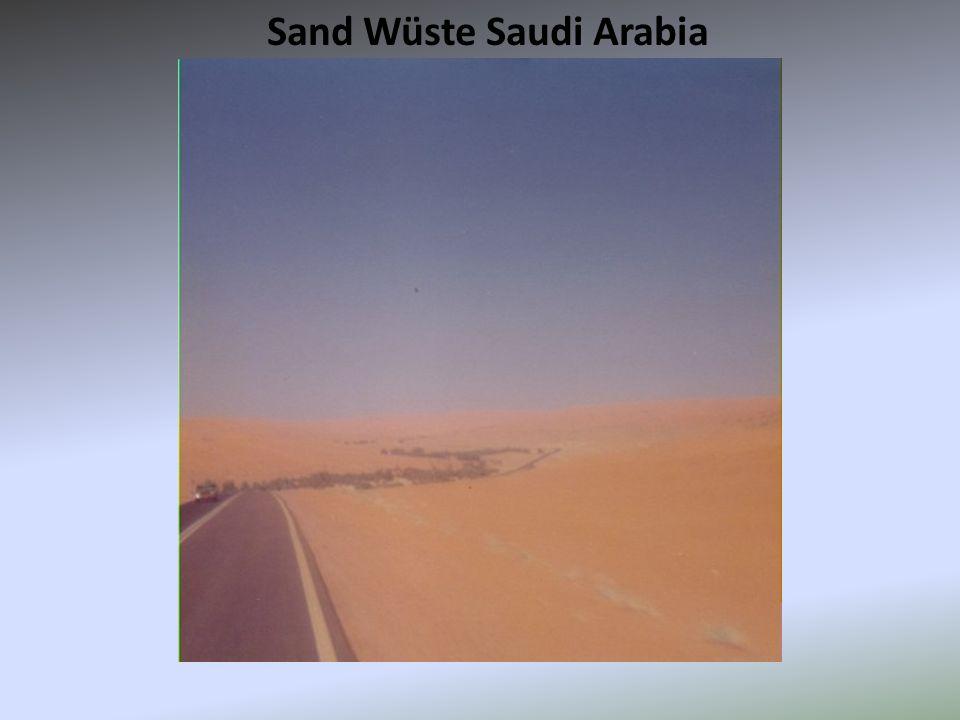 Sand Wüste Saudi Arabia