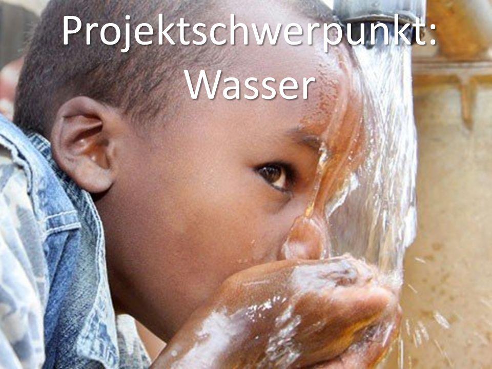 Projektschwerpunkt: Wasser