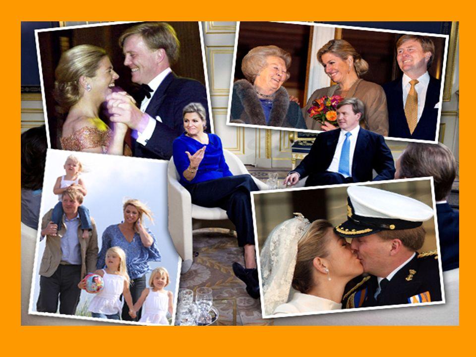 Willem-Alexander und Máxima übernehmen die niederländische Krone.