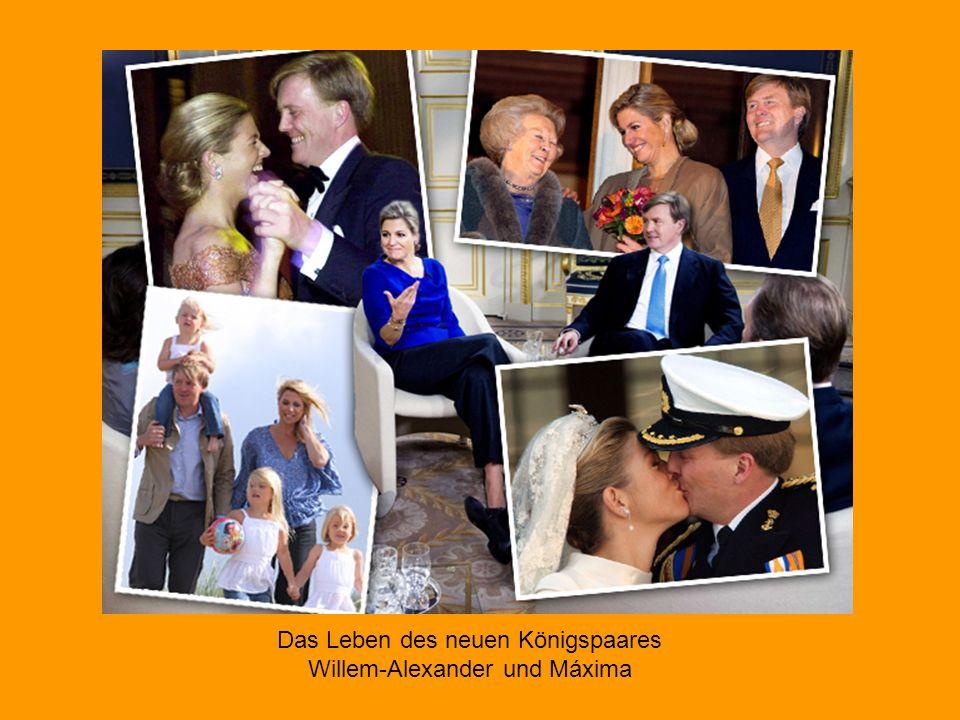 An ihrem letzten Abend als Königin der Niederlanden lädt Beatrix zahlreiche Gäste zu einem Galadinner in das Rijksmuseum in Amsterdam ein.