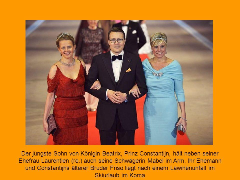 Bye bye, Beatrix: Die Königin dankt am 30. April ab - danach wird sie sich mit Kronprinz Willem-Alexander und seiner Frau Máxima auf dem Balkon des Kö