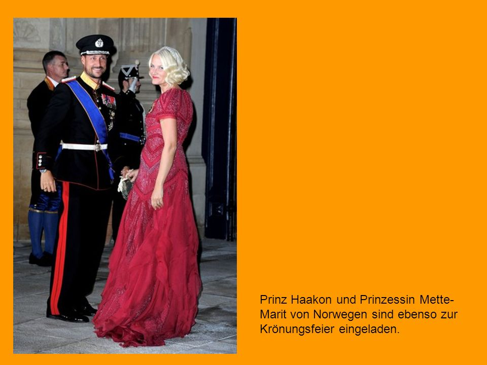 Auch Dänemarks Royals geben sich die Ehre. Kronprinz Frederik und Ehefrau Marie sind seit 2002 ein Paar und haben zwei Kinder.