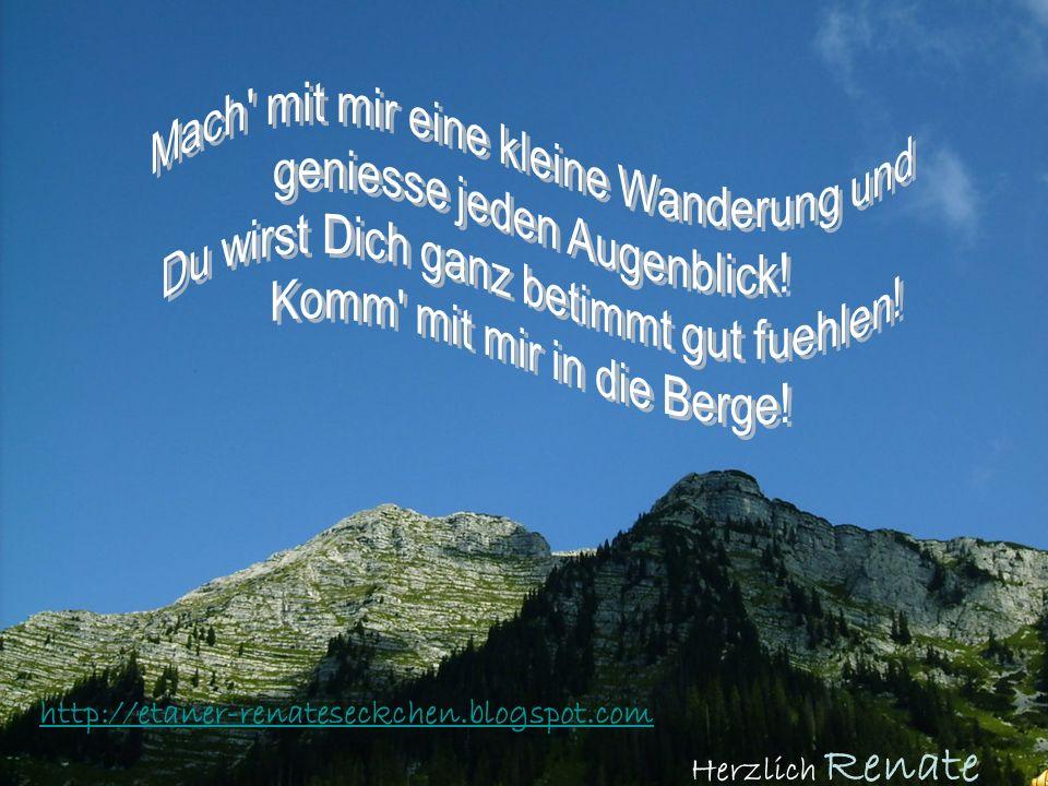 http://etaner-renateseckchen.blogspot.com http://etaner-renateseckchen.blogspot.com Herzlich Renate