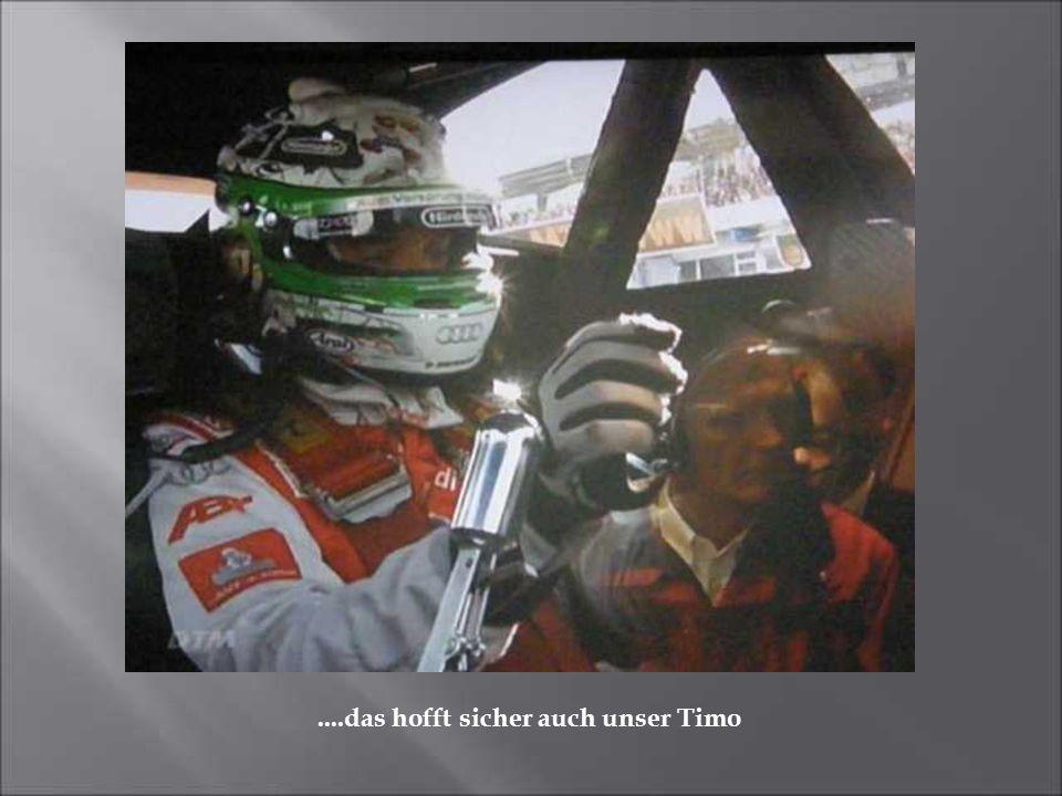 Danke Timo, danke Team Abt-Sportsline und einfach an alle Die an dieser wunderschönen Meisterschaft gearbeitet haben.