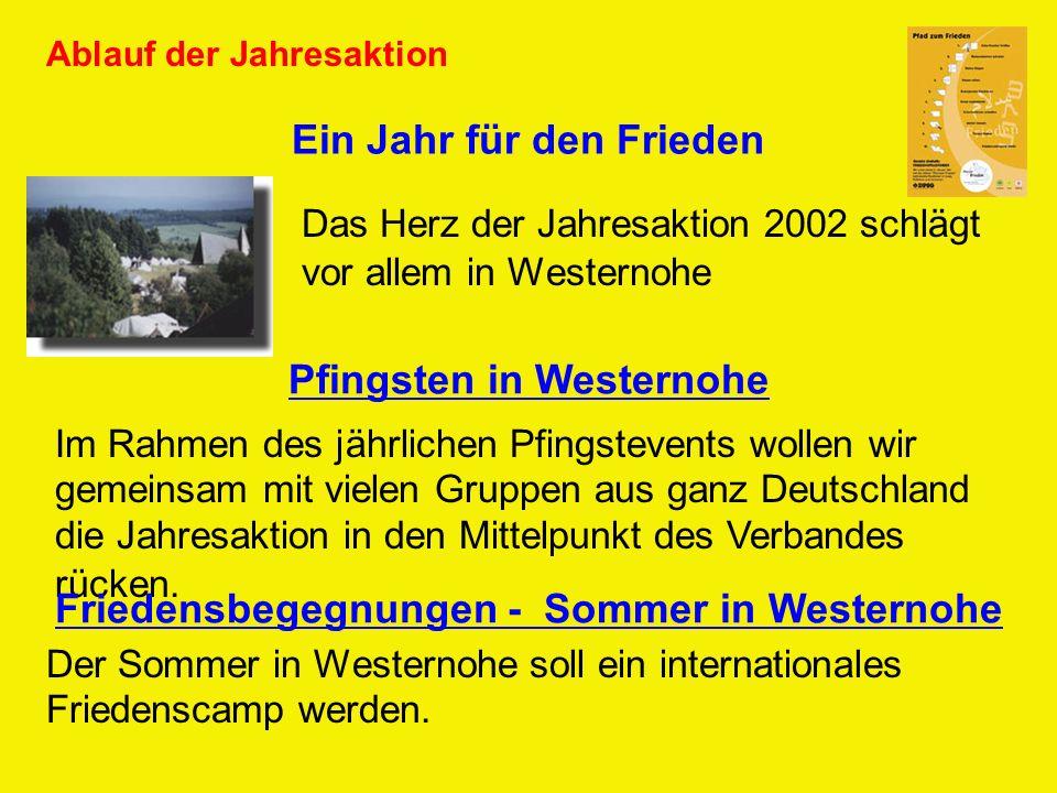 Frieden Pfadfinder Weitere Informationen zur Jahresaktion online: www.dpsg.de
