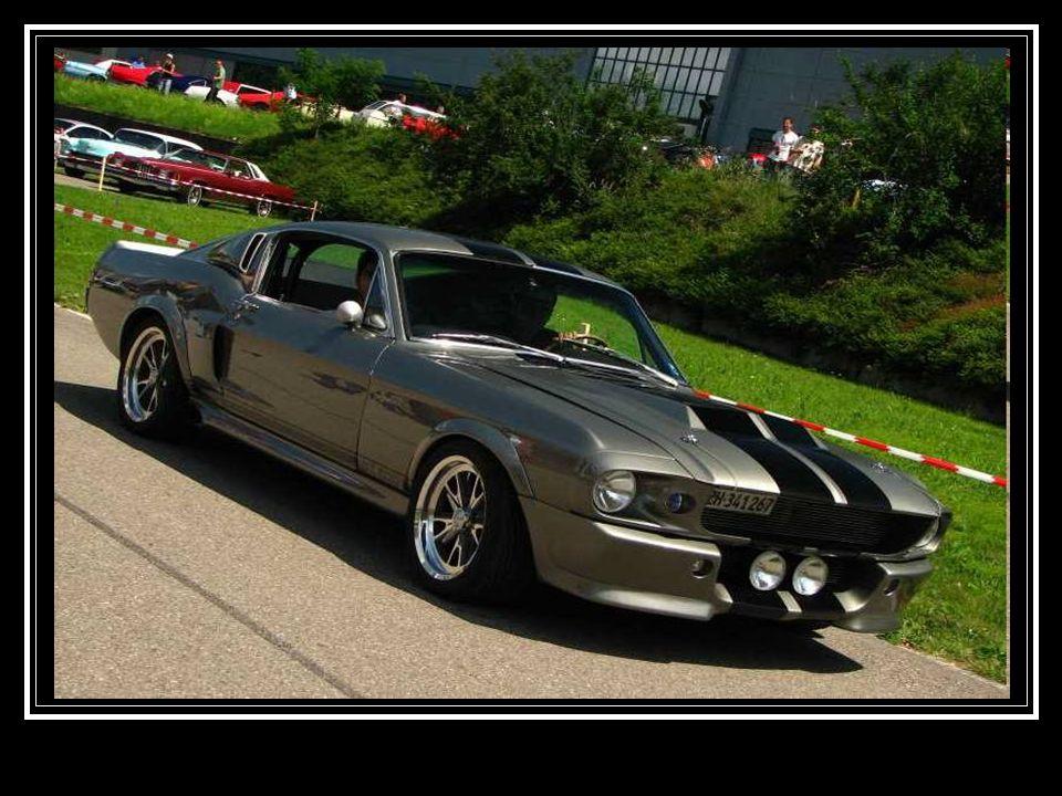 Die Daten des Shelby GT500 E Fahrzeug: 1967 Shelby Mustang GT500 E Motor: 7,4-Liter-V8 mit 749 PS von Cobra oder 6,7-Liter-V8 mit 535 PS von Cobra (mit Lachgaseinspritzung auch bis zu 1000 PS)