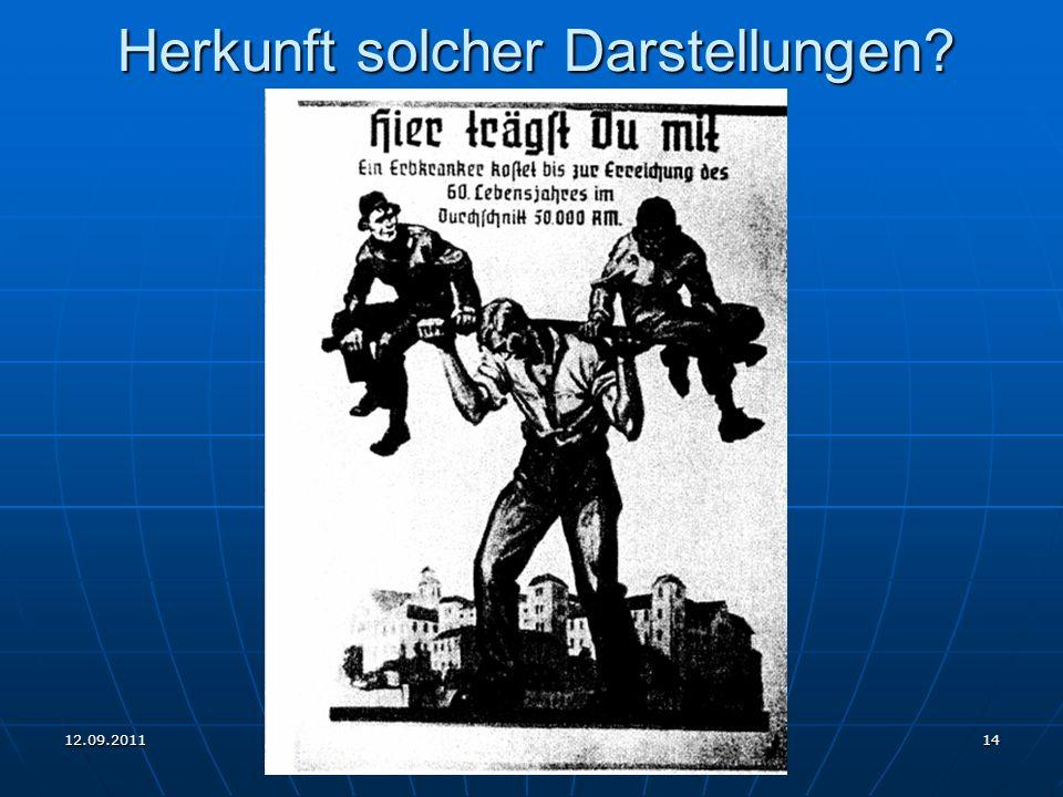 12.09.2011 Rotary Club Wil 14 Herkunft solcher Darstellungen?