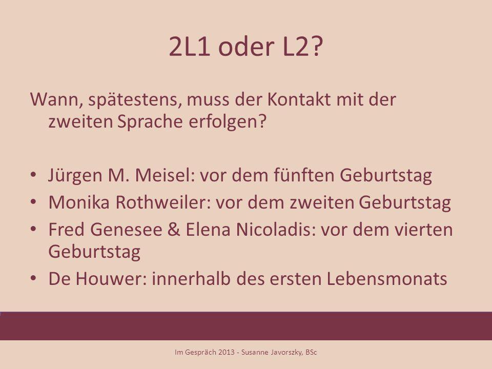 der rederaum Susanne Javorszky, BSc Landhausgasse 4/23 1010 Wien 0699 8193 6162 office@rederaum.at www.rederaum.at office@rederaum.at Im Gespräch 2013 - Susanne Javorszky, BSc