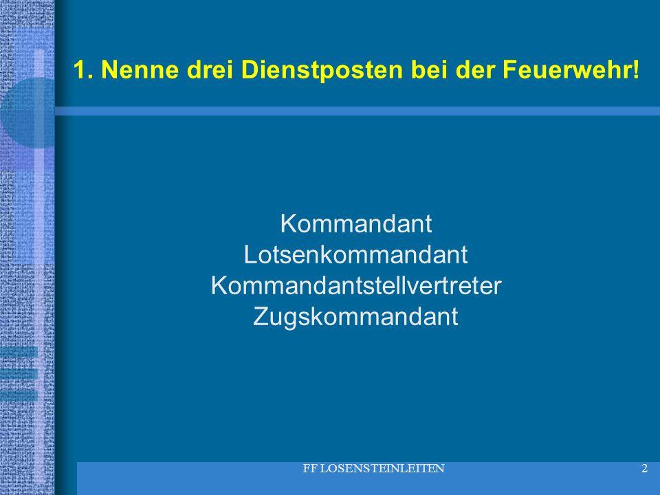 FF LOSENSTEINLEITEN63 62.