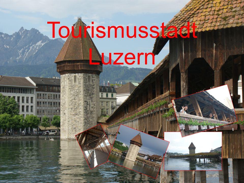 Tourismusstadt Luzern