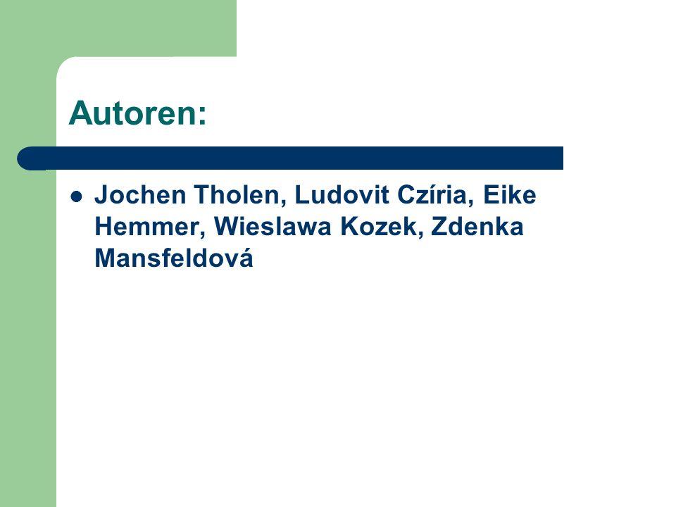 Zielsetzung Die Analyse der Auswirkungen von Direktinvestitionen hauptsächlich deutscher Unternehmen auf die Gestaltung der Arbeitsbeziehungen in den mittel/osteuropäischen Tochterunternehmen.
