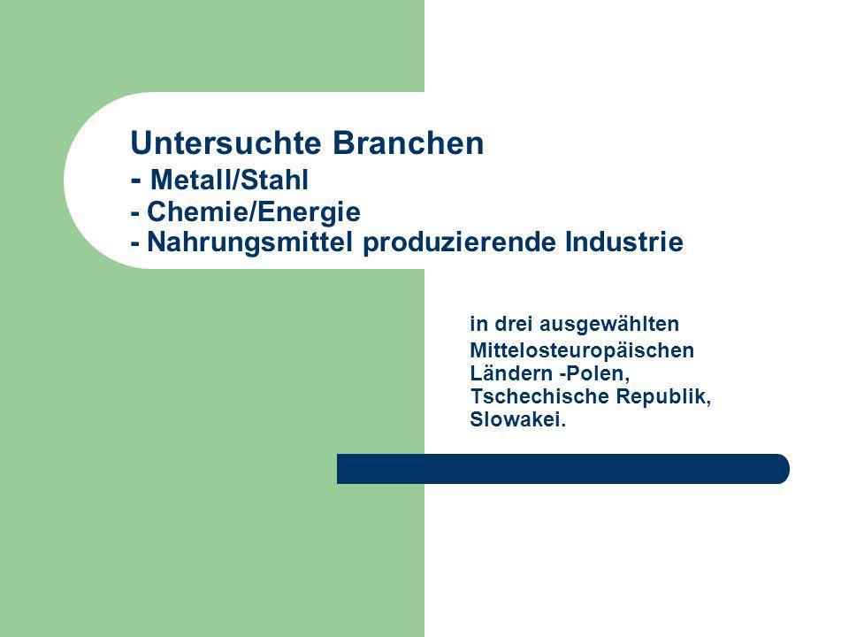 Das Ende der Einzigartigkeit des Transformationsprozesses: Zur Normalisierung der Arbeitsbeziehungen in Mittel/Osteuropa Deutsche Direktinvestitionen in Ostmitteleuropa und ihre Wirkungen auf die Arbeitsbeziehungen