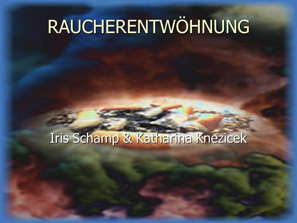 RAUCHERENTWÖHNUNG Iris Schamp & Katharina Knezicek