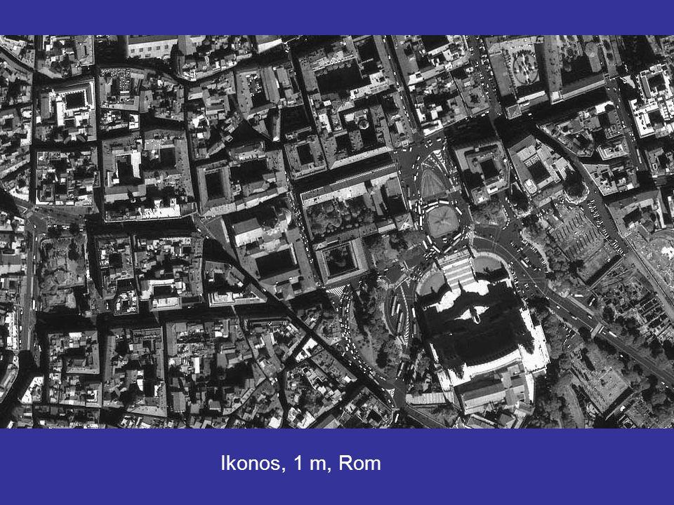 Ikonos, 1 m, Rom