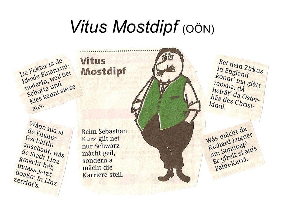 Vitus Mostdipf (OÖN)