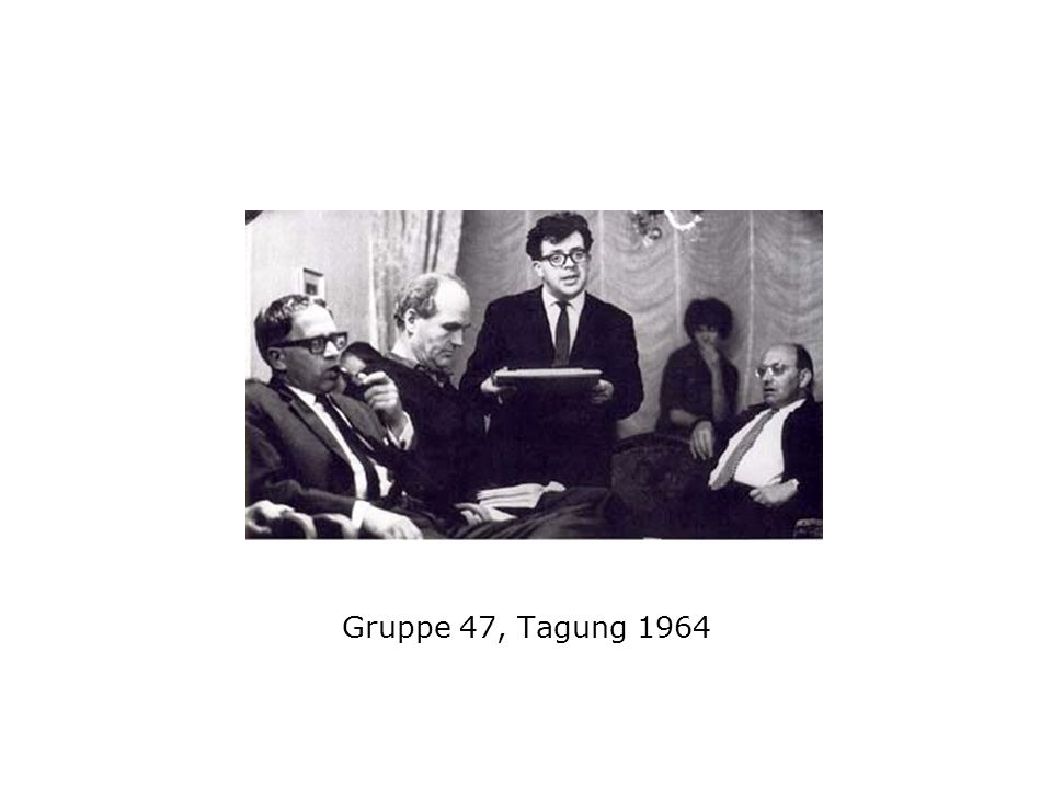 Gruppe 47, Tagung 1964