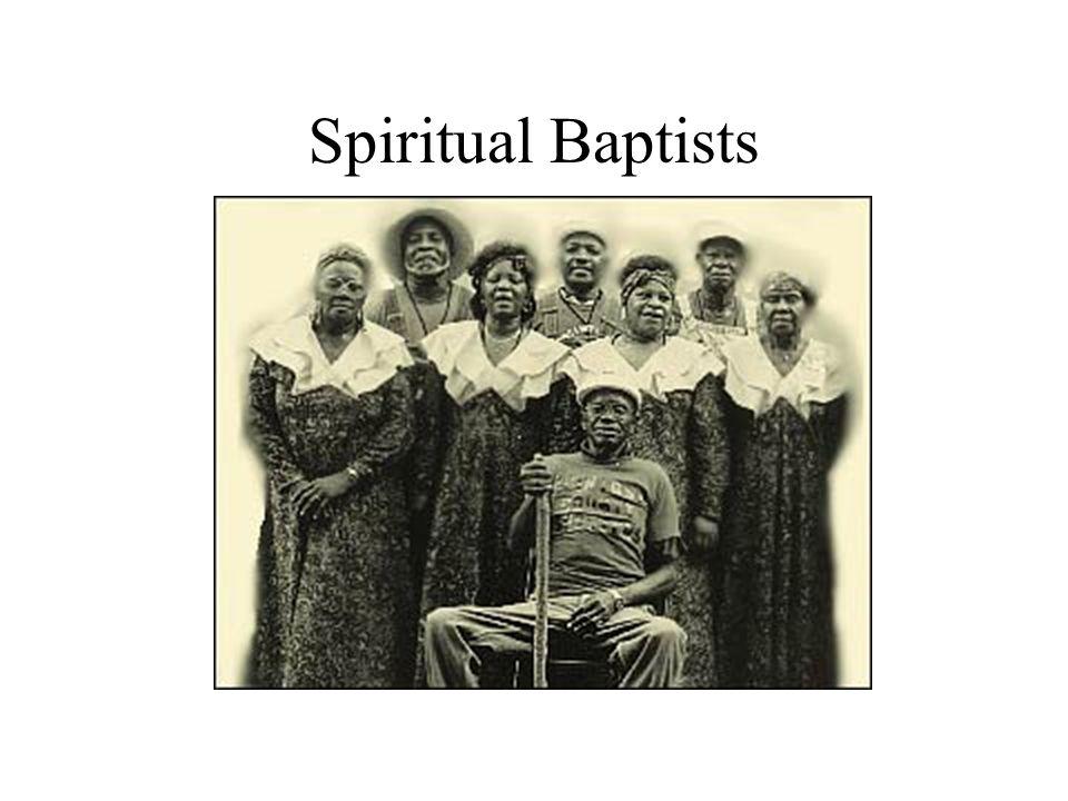 Spiritual Baptists