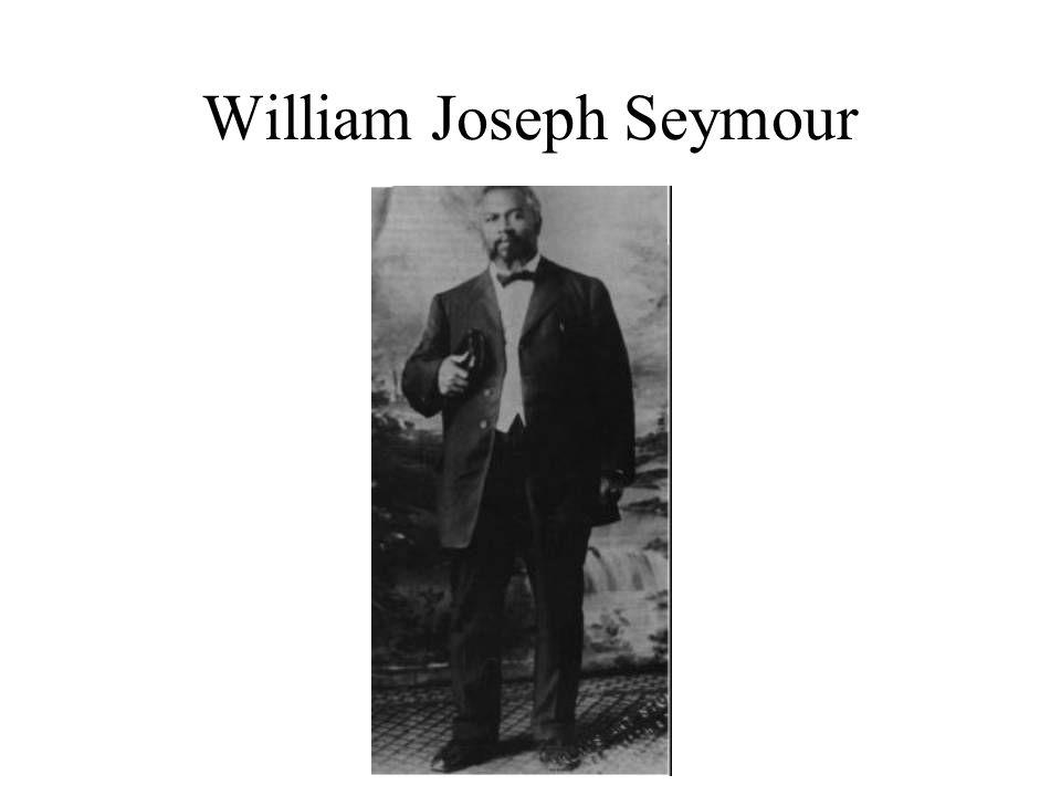 William Joseph Seymour