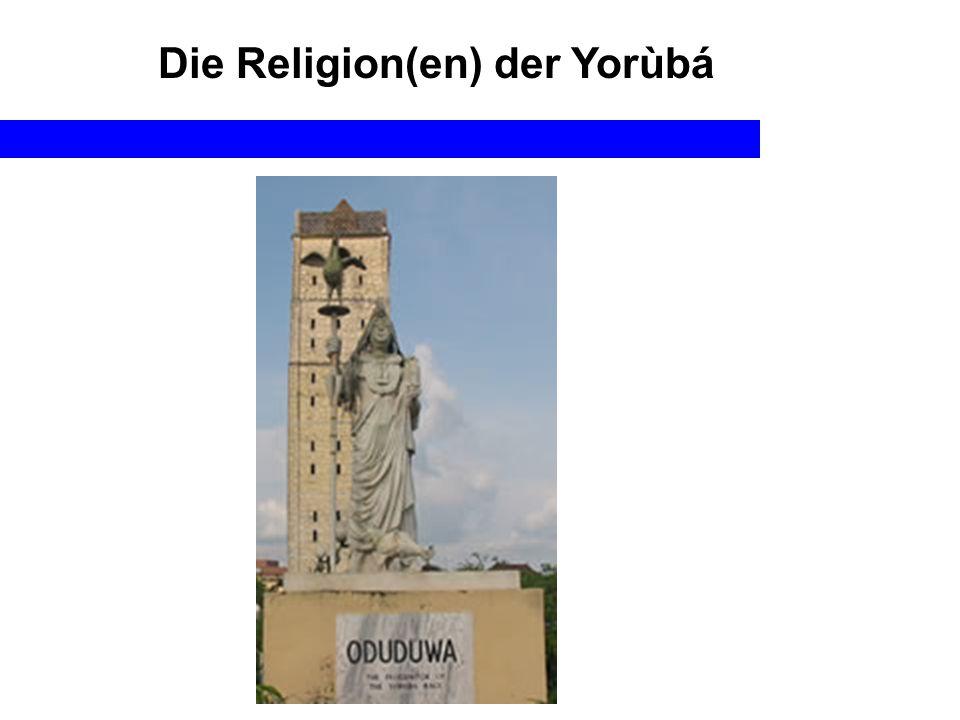 Die Religion(en) der Yorùbá