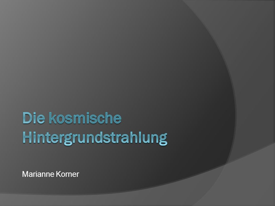 Marianne Korner